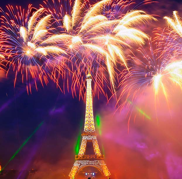 Fete nationale 14 juillet - Parigi