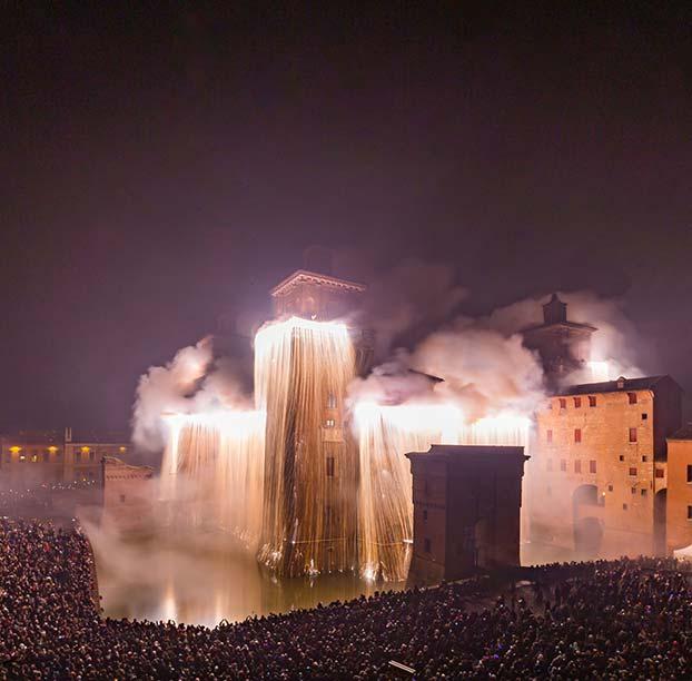 Incendio del Castello di Ferrara