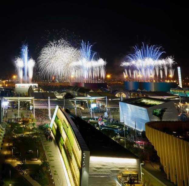 Expo 2015 Cerimonia di Chiusura