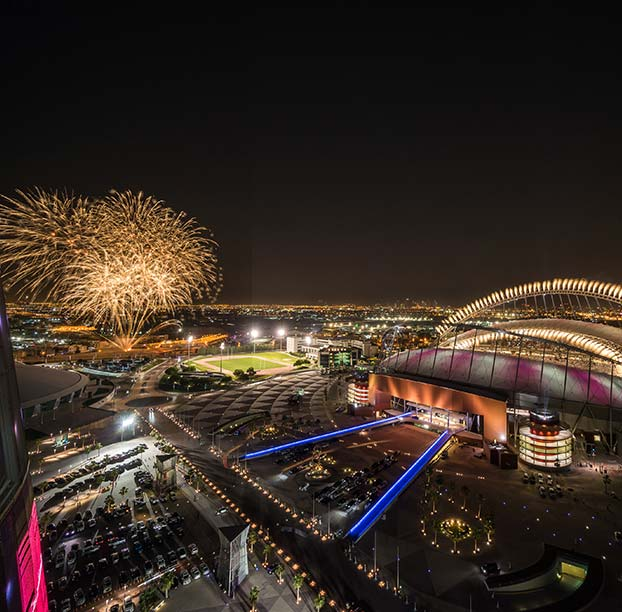 Doha Khalifa International Stadium